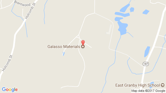 Map of Galasso Materials LLC
